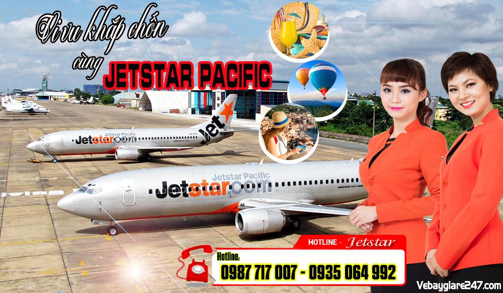 Hãng Jetstar Pacific