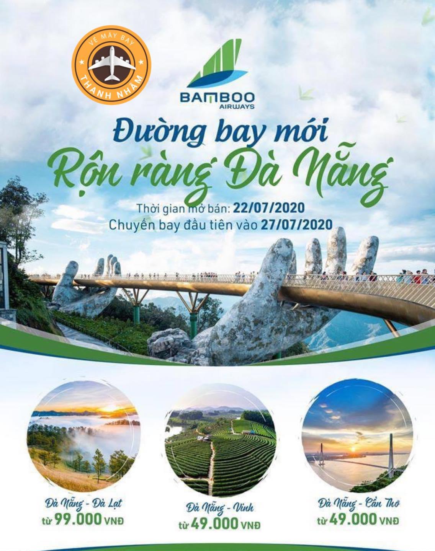 Liên tục khai trương đường bay mới, Bamboo Airways tung ưu đãi tuyệt vời