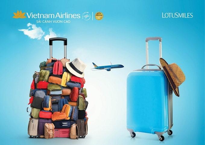 Từ 1/08/2019, Vietnam Airlines áp dụng chính sách Hành lý hệ kiện