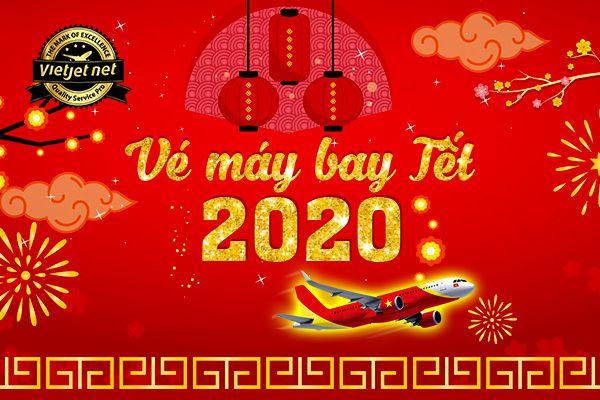 Vé Máy Bay Tết 2020: Vietjet, Bamboo Airways Mở Bán Giá Rẻ